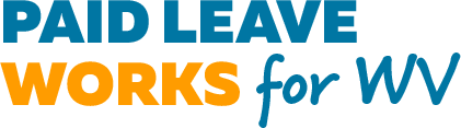 Paid Leave Works for WV logo