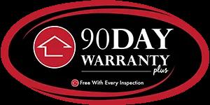 90 Day Warranty Plus
