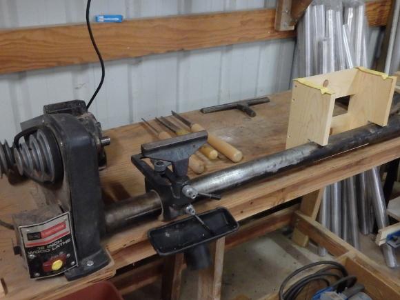 My Wood Lathe