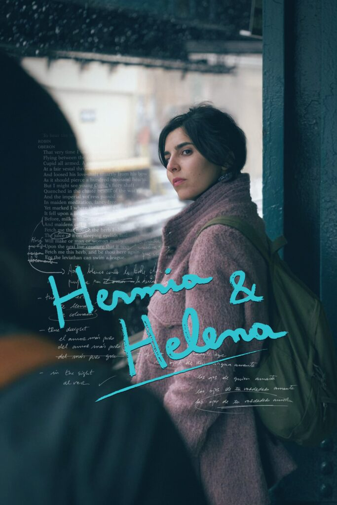 Poster Hermia y Helena