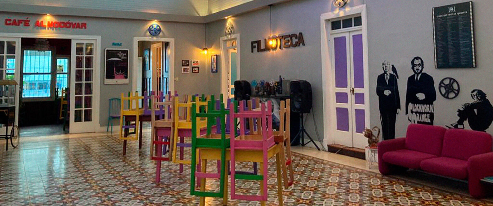 Filmoteca Costa Rica - Celuloide Latino