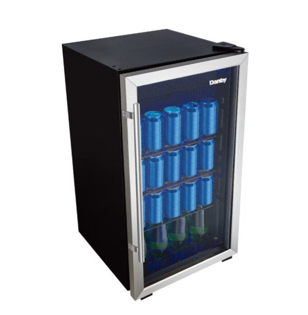 Danby Designer 117 (355mL) Can Capacity Beverage Center
