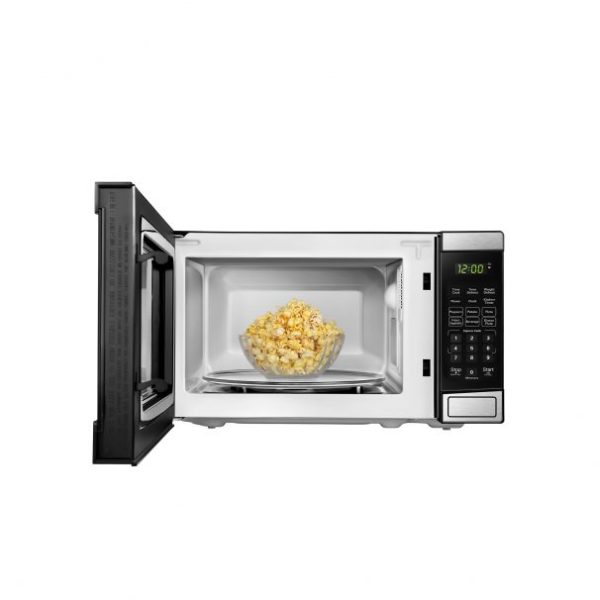 Danby 0.7 cuft Microwave with Stainless Steel front