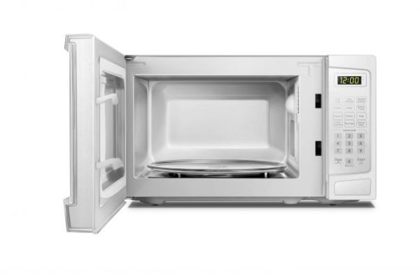 Danby 1.1 cuft White Microwave
