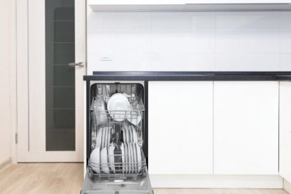 """Danby 18"""" Stainless Built-In Dishwasher"""