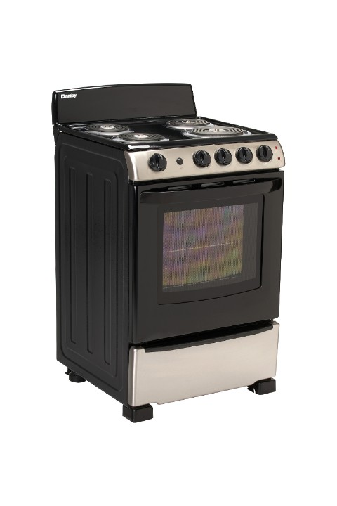 Danby 24″ Free Standing Electric Coil Range