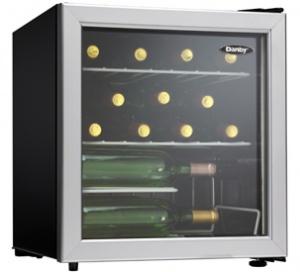 Danby 17 Bottle Wine Cooler