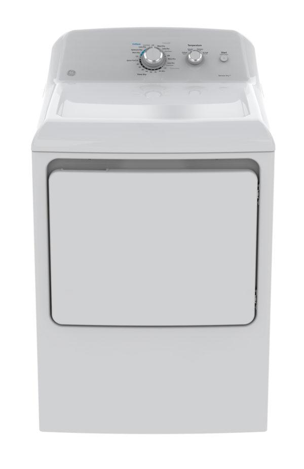 Top Load Matching Dryer - GE 7.2 Cu Ft.Capacity DuraDrum2 Gas Dryer.