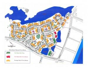 Ocean Keyes Site Map