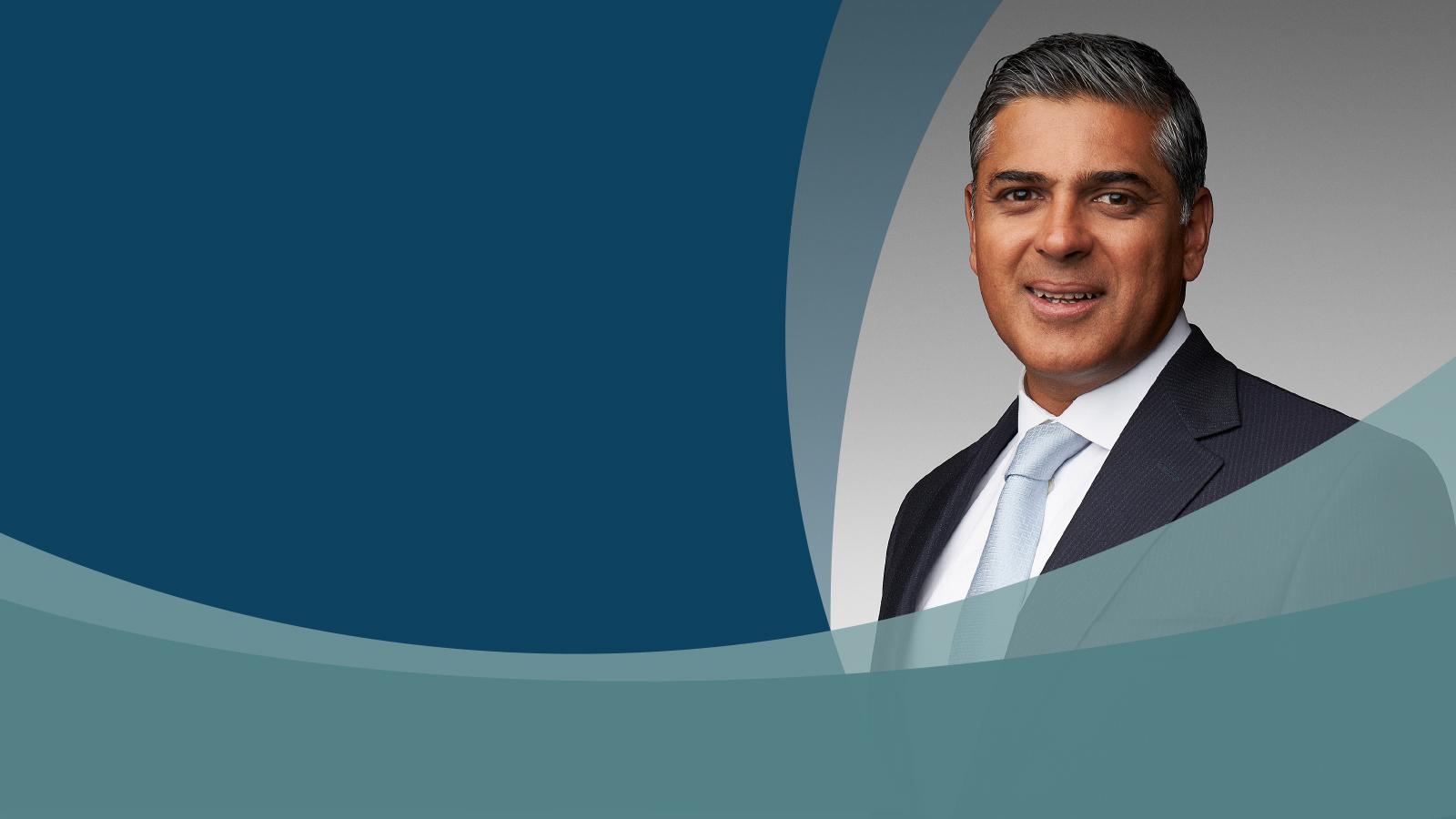 Félicitation <br /> Nadeem Velani
