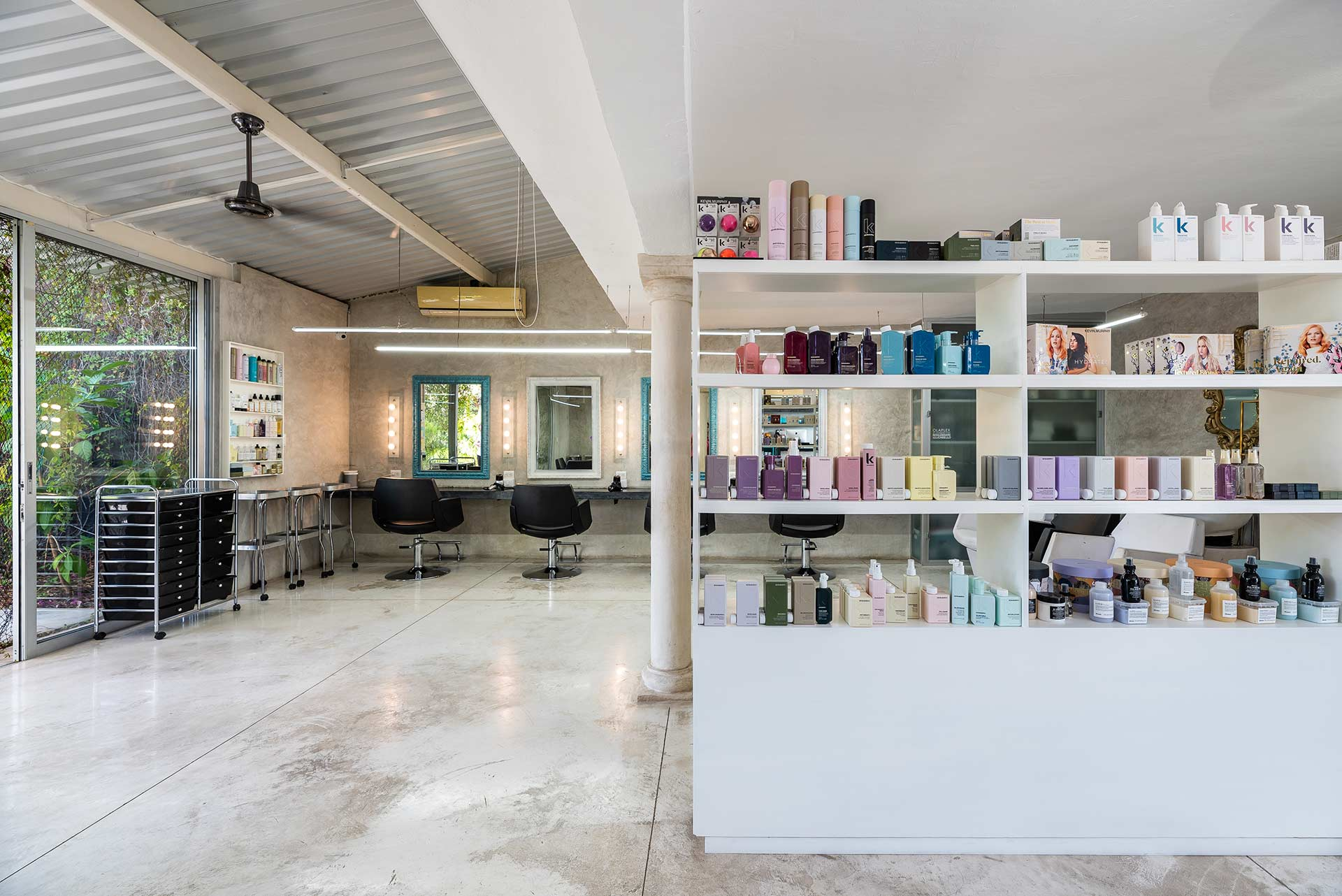 Kate Miasik Salon - Conditioning Treatments
