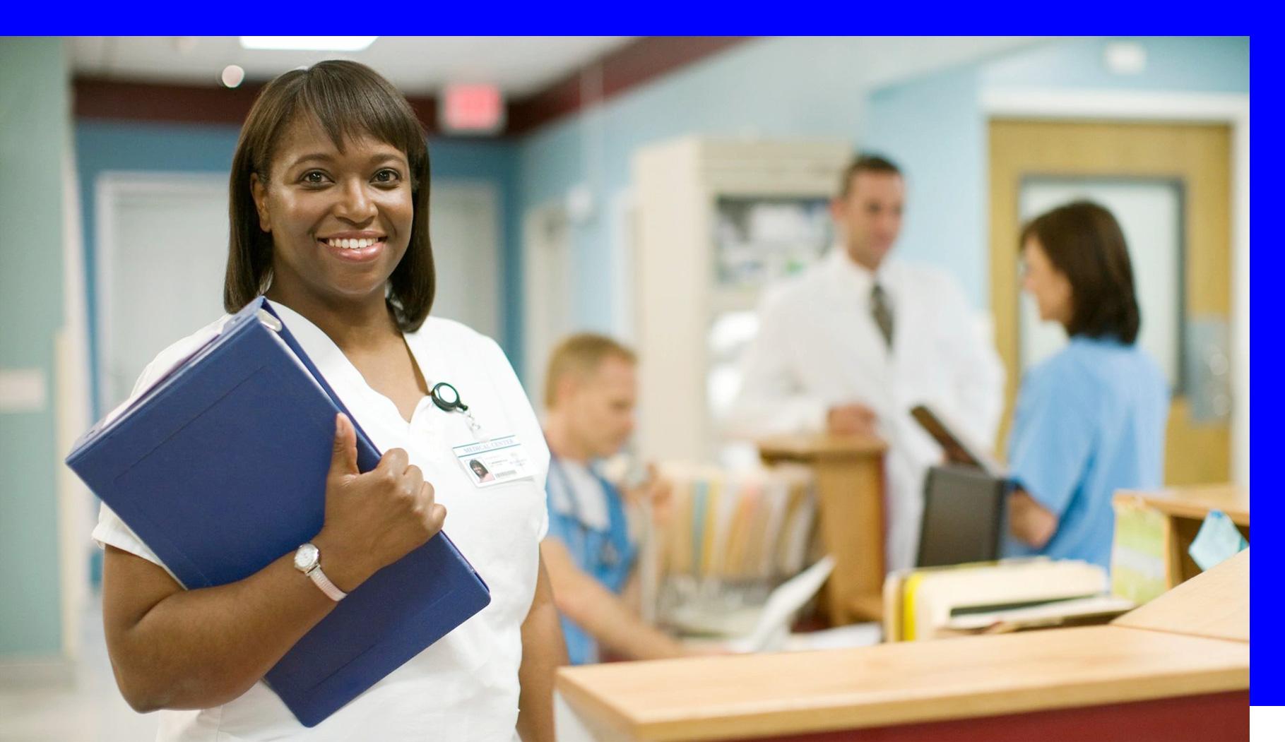Amidon Nurse Staffing