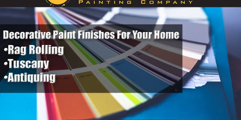 Residential Painting tips Affinity Painting Company