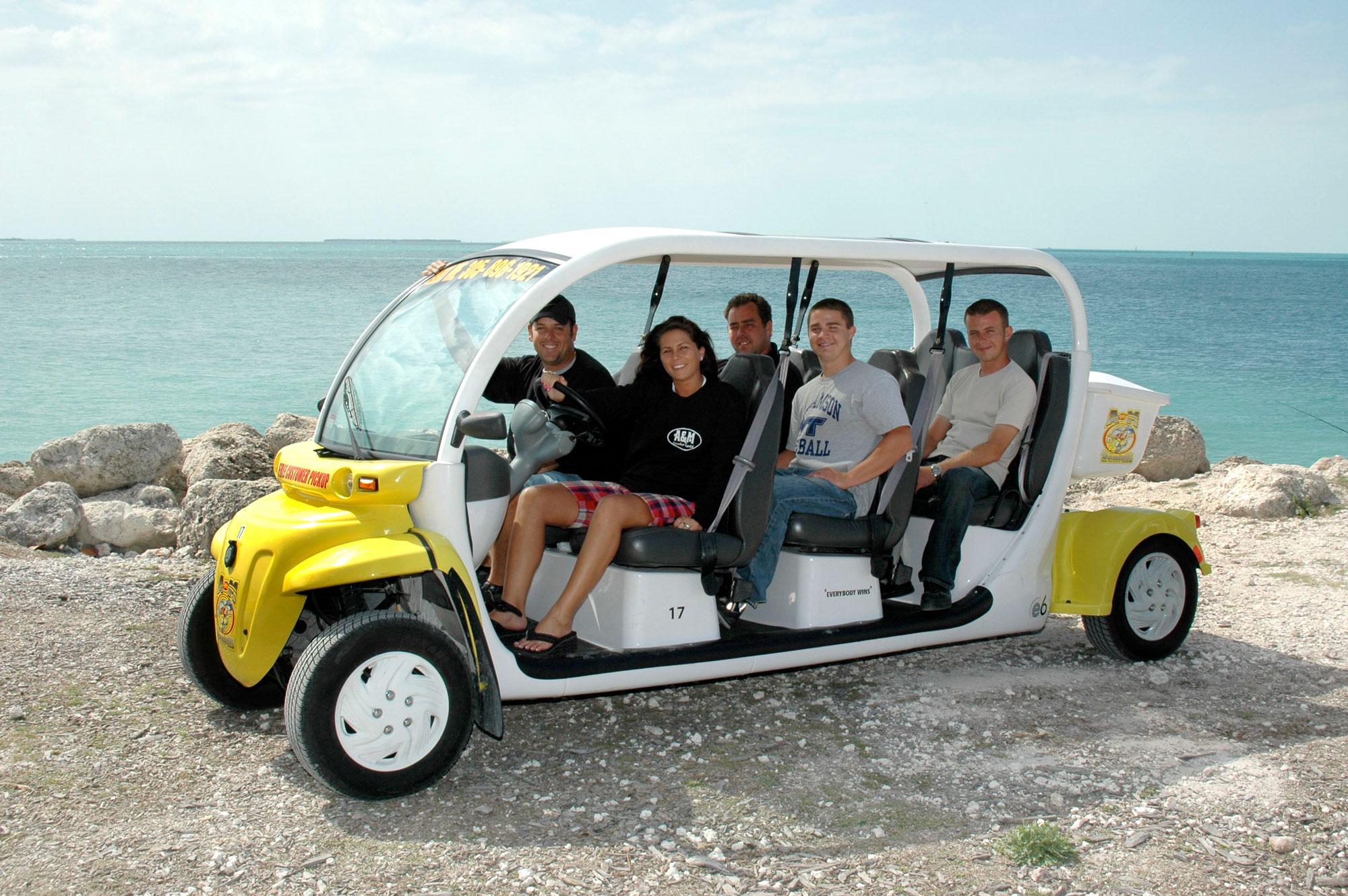6 Passenger Golf Cart ⚡️