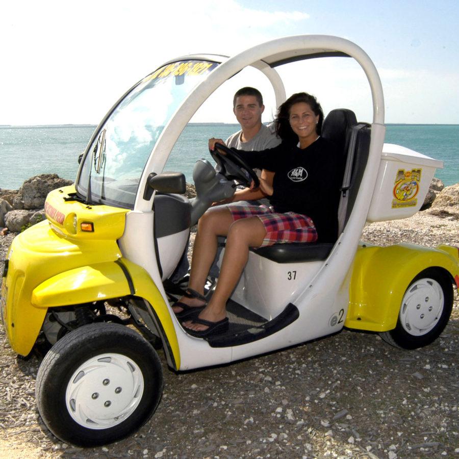 4 Passenger Golf Cart ⚡️