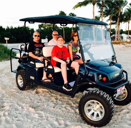 6 Passenger Golf Cart ⛽️