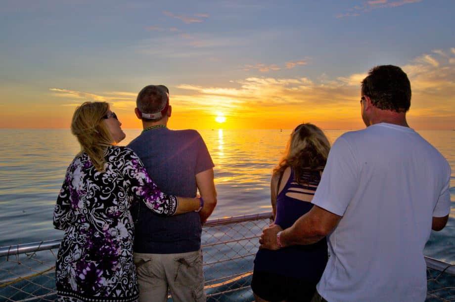 Snorkel Sunset Sail Adventure