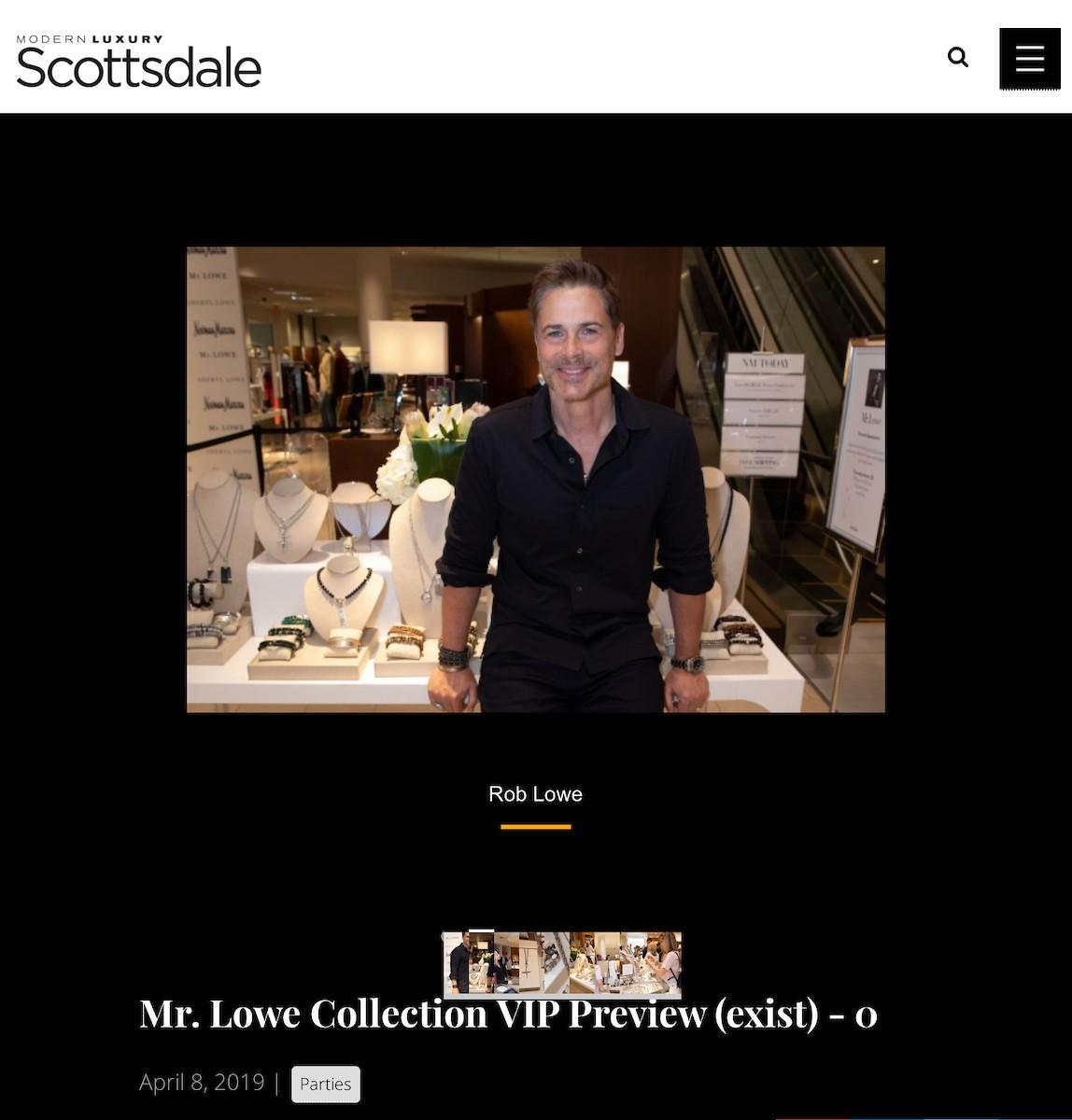 Modern Luxury Rob Lowe 2