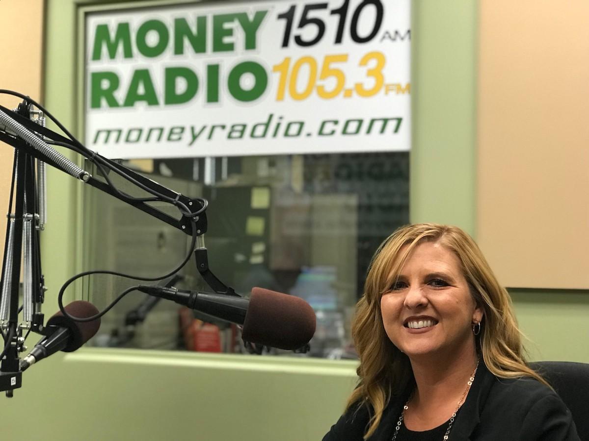 Money Radio Interview Photo