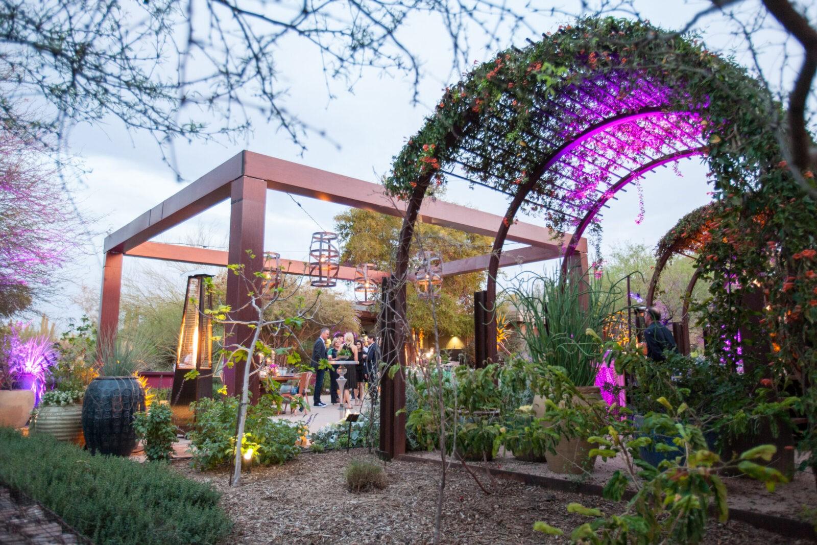 How Desert Botanical Garden Created a Unique Hybrid Event Experience