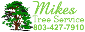 Mikes Quality Tree Service Camden, SC. 803-427-7910
