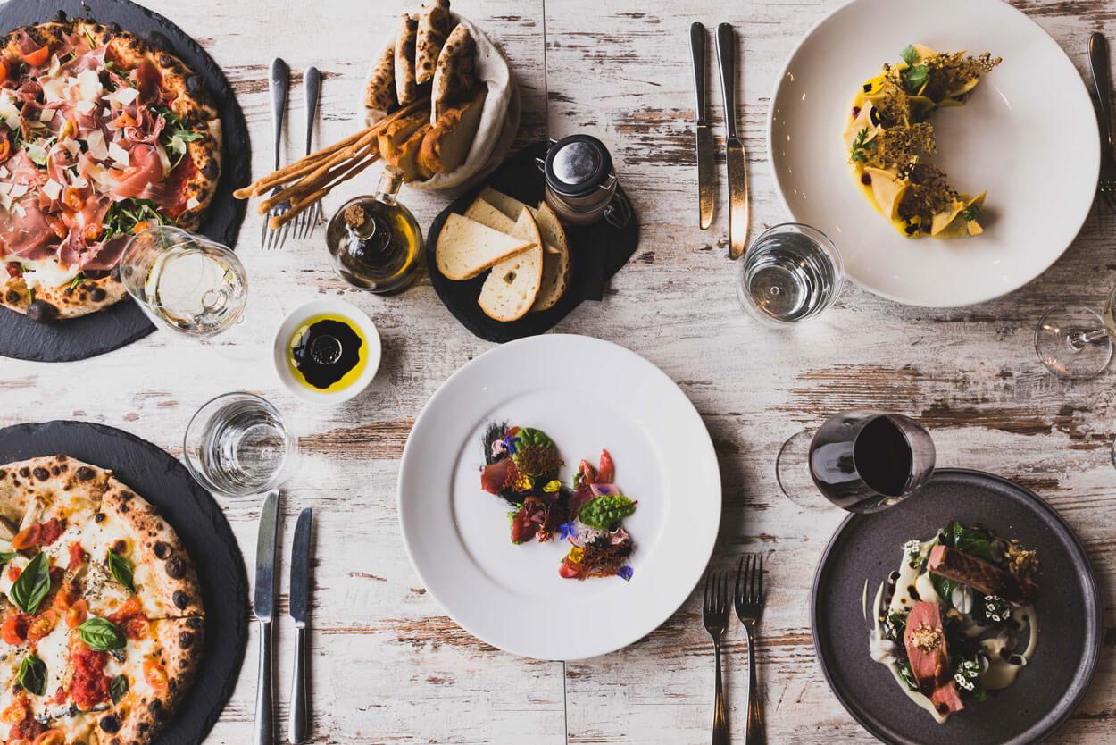 Yarra Valley Lunch and Dinner – Divino Ristorante Menu