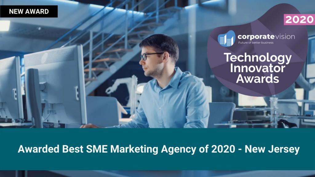 Best SME Marketing Agency 2020 - New Jersey