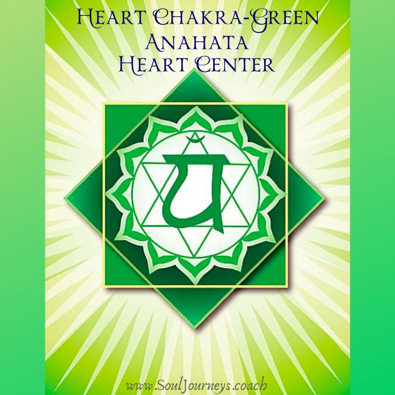 Fourth Chakra - The Anahata
