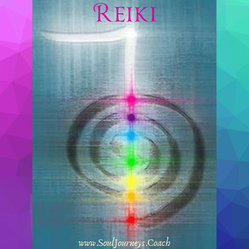 Reiki Healing with Gretchen at SoulJourneys.coach