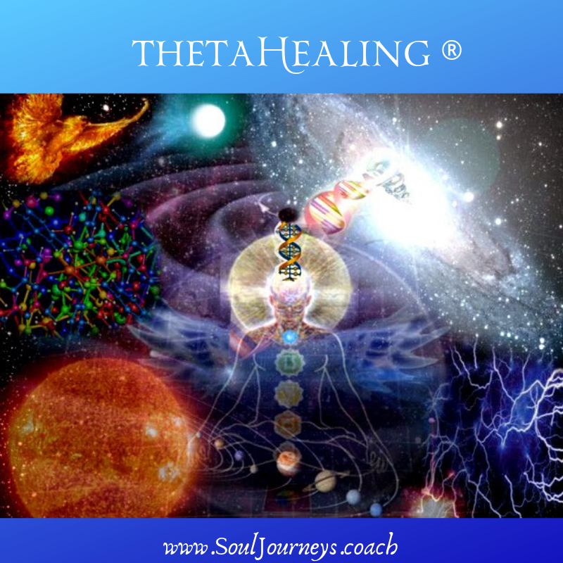 ThetaHealing with Gretchen at SoulJourneys.coach