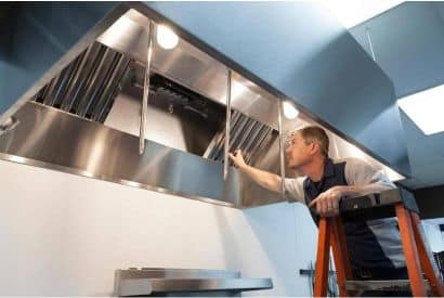 Commercial Kitchen Exhaust Cleaning Services