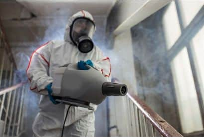 Sanitization and Disinfection Services