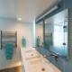 Bath under cabinet lighting