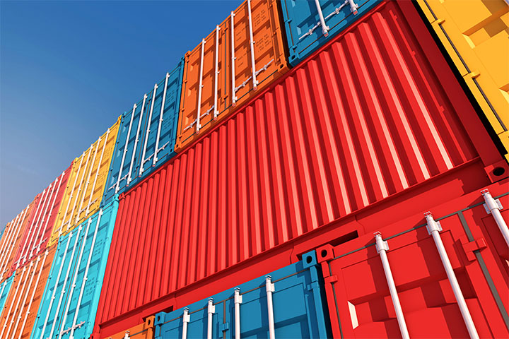 containers vsh