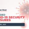Amended COVID-19 Security Measures | May 11 – 11:59pm May 30, 2021