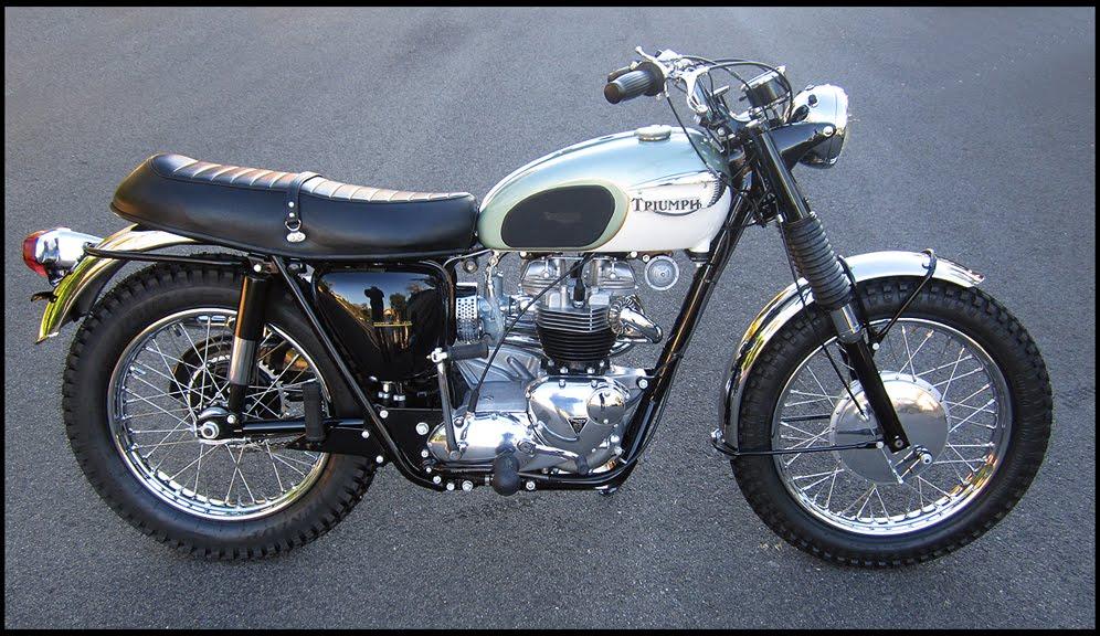 1967 Triumph Trophy Special TR6C