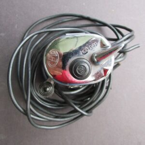 NOS CEV MOTORCYCLE MOPED SCOOTER HORN DIP KILL SWITCH FORMICHINO RUMI BENELLI - PARTS
