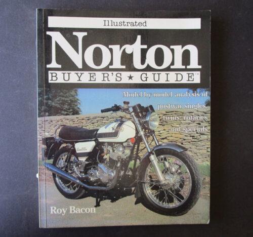 vintage norton buyers guide