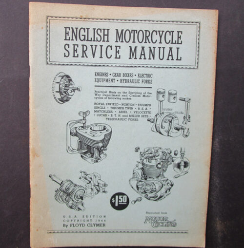 british military motorcycle