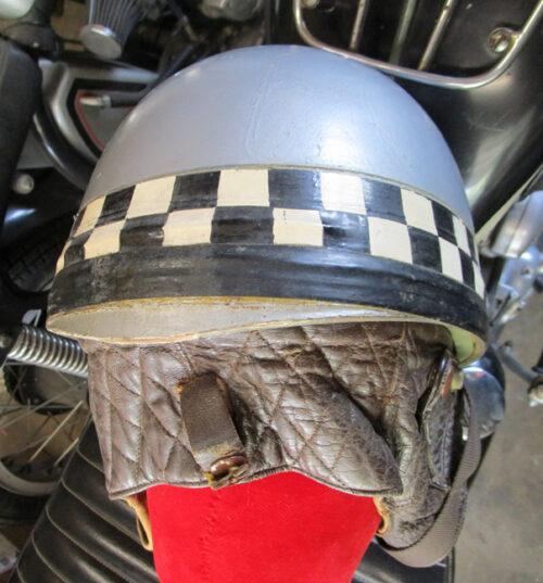 pudding bowl helmet