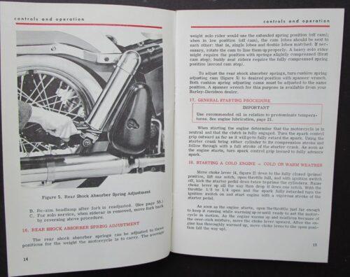 vintage hand book