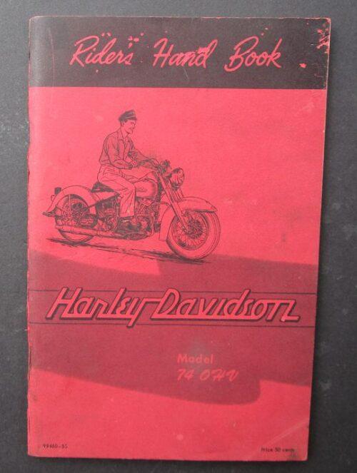 1955 HARLEY TWIN