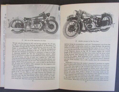 VINTAGE MOTOR CYCLE BOOK