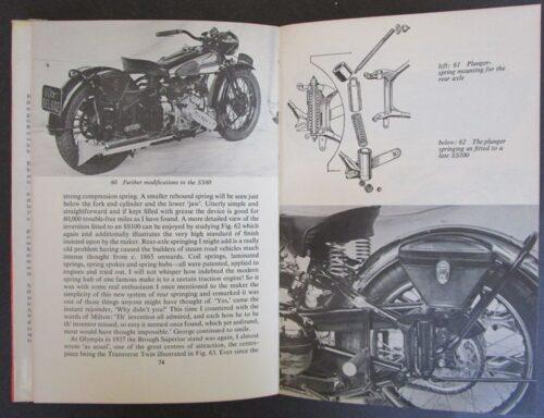 BROUGH MOTORCYCLE VINTAGE