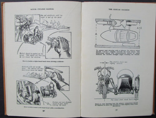 classic motorcycle book