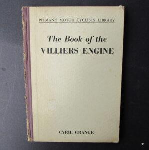 VINTAGE VILLIERS MOTORCYCLE MANUAL BOOK TWO-STROKE LIGHTWEIGHT MODELS AMAL LUCAS - LITERATURE
