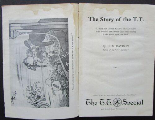 story of the tt