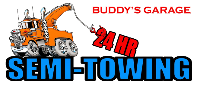 Buddy's Garage Diesel Service & Semi-Towing.