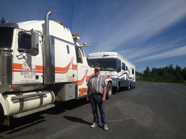 Buddy's Garage Diesel Service & Semi-Towing.
