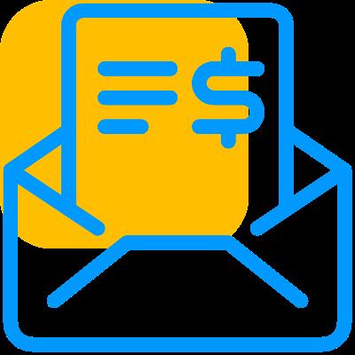 InformINS E-Volve Billing Icon